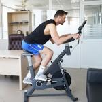 Housefit Ποδήλατο για spinning - Spin bike με ψηφιακό μετρητή MSP0203S