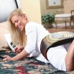 Ζώνη Παθητικής Γυμναστικής & Αδυνατίσματος Vibratone MAX