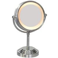 Διπλός Καθρέφτης Αισθητικής με Φως Wellys 100355