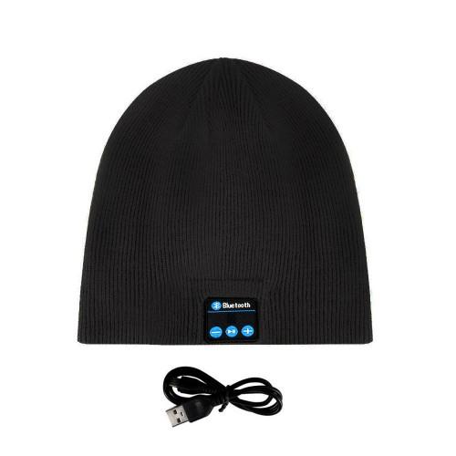 Σκούφος Bluetooth με ενσωματωμένα ακουστικά και μικρόφωνο HBL-03