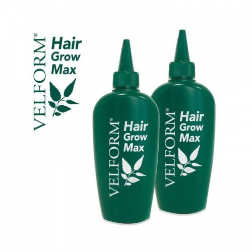 Hair Grow Max Δυναμωτικό Μίγμα Ανάπτυξης Μαλλιών 200ml 1+1 ΔΩΡΟ