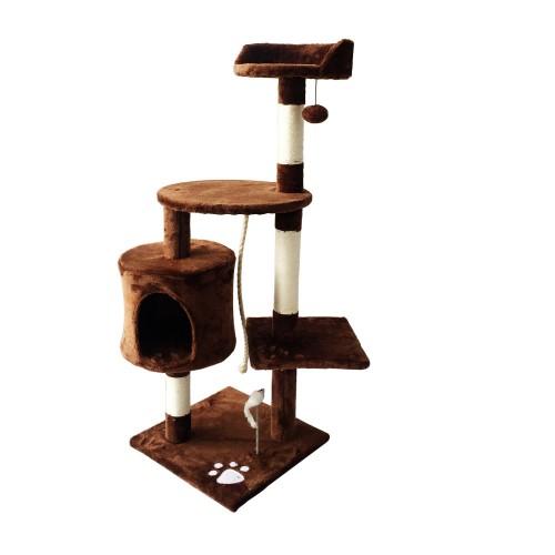 Ονυχοδρόμιο – Στύλος ξυσίματος γάτας Royalty Line Rita CT-4.2.486