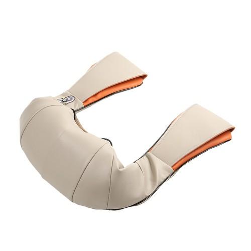 Συσκευή μασάζ αυχένα, ώμων, πλάτης, χεριών & ποδιών, Λευκή, JB-012