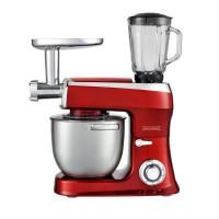 Κουζινομηχανή 2100W Royalty Line RL-PKM2100BG-RED