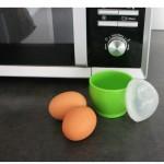 Θήκη για Μαγείρεμα Αυγών στα Μικροκύματα Wellys 040710