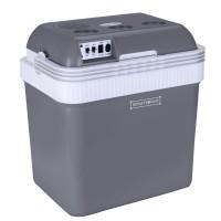 Royalty Line Ηλεκτρικό Ψυγείο & Θερμαντήρας για Σπίτι/Αυτοκίνητο Γκρι RL-CB24-SIL