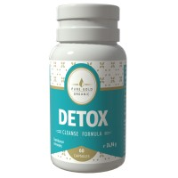Detox Cleanse Formula Φυτικό Συμπλήρωμα για Αποτοξίνωση του Οργανισμού 60 Κάψουλες