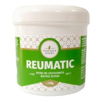 Reumatic Κρέμα κατάλληλη για την ανακούφιση μυϊκών πόνων με εκχυλίσματα μαύρης λεύκας 220g