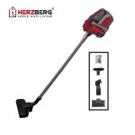 Ηλεκτρική Σκούπα Χωρίς Σακούλα 2 σε 1 800 W Herzberg HG-8007RD