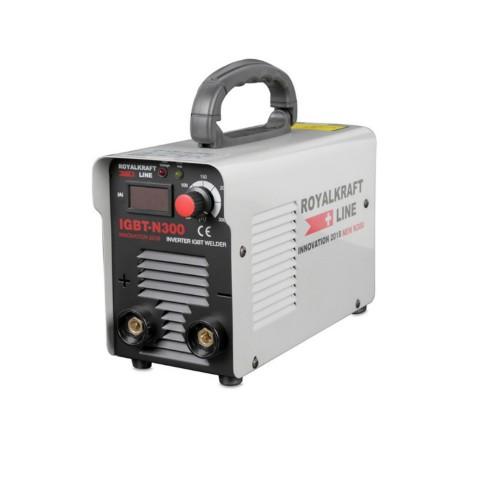 Συσκευή Ηλεκτροσυγκόλλησης Inverter Royalkraft Line IGBT-N300