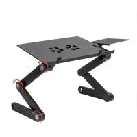 WonderWorker Πτυσσόμενη βάση στήριξης laptop με ανεμιστηράκια 52 x 27.5 x 4/48 cm T80173
