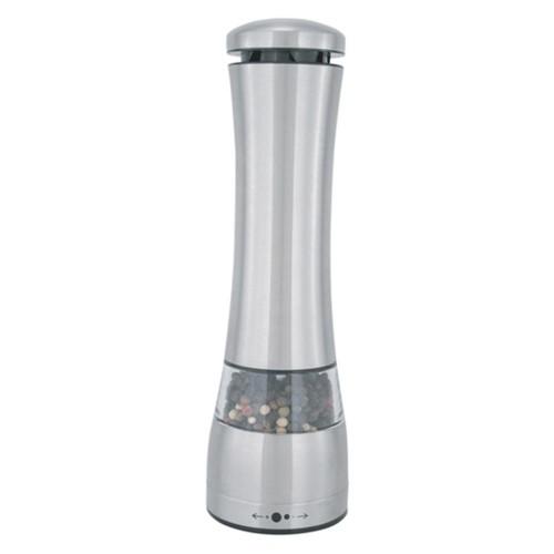 Zilan Ηλεκτρικός μύλος αλατιού & πιπεριού από ανοξείδωτο ατσάλι 18/10 ZLN2508