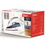 Zilan Σίδερο Ατμού με Κάθετη Παροχή Ατμού Μωβ ZLN8082-PURPLE