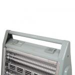 Zilan Θερμάστρα χαλαζία με υγραντήρα 1600W ZLN0344