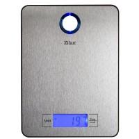 Zilan Ψηφιακή Μεταλλική Ζυγαριά Κουζίνας ZLN0351