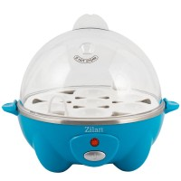 Zilan Βραστήρας Αυγών 7 Θέσεων 360W Μπλε ZLN8068-BLUE
