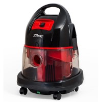 Zilan Ηλεκτρική σκούπα υγρών και στερεών Κόκκινη 2000W ZLN8945-RED